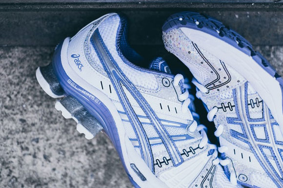 Asics Nimbus Gel Test