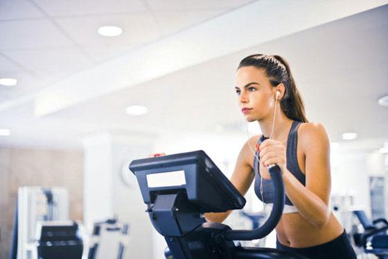 Cardio Workout Laufleistung