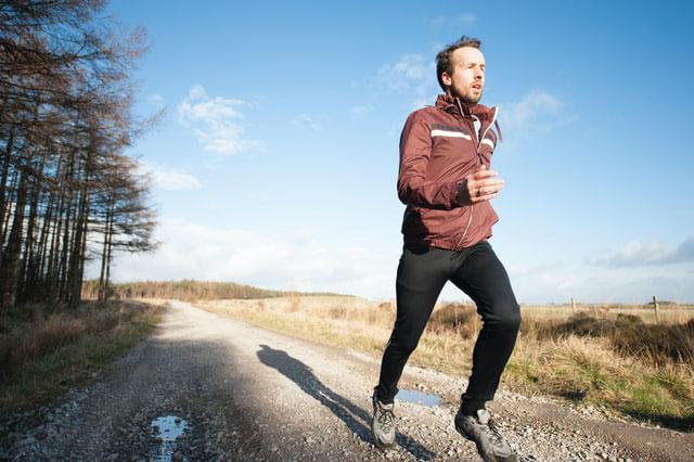 Laufen abnehmen Ziele