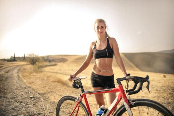 Radtraining Steigerung Laufen