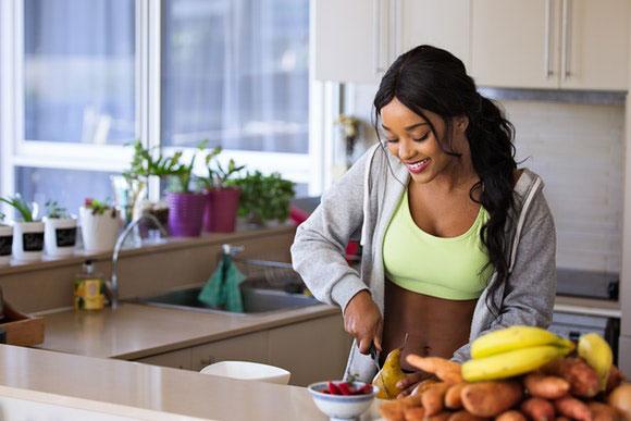 Richtige Ernährung Läufer