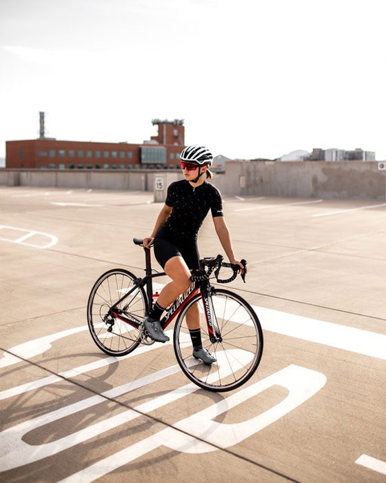 Training Radfahren Laufen